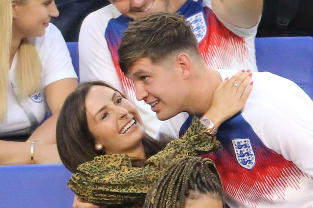 Man City's John Stones Dumps Girlfriend And Moves Out Of Family Home