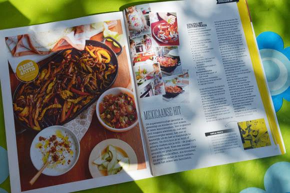 Review Jamie Magazine special: Family