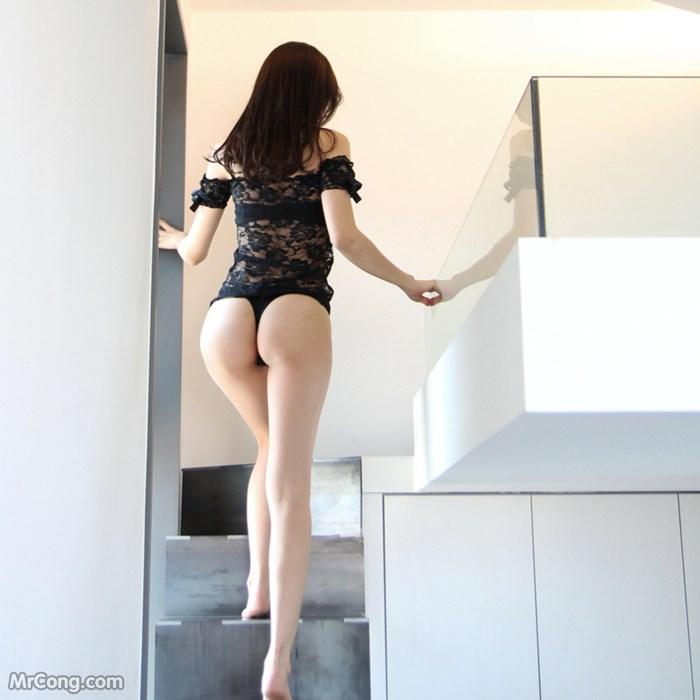 Image Lee-Hee-Eun-Hot-collection-06-2017-MrCong.com-006 in post Người đẹp Lee Hee Eun trong bộ ảnh thời trang biển tháng 6/2017 (42 ảnh)