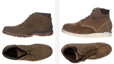 Zapatos casual para hombres