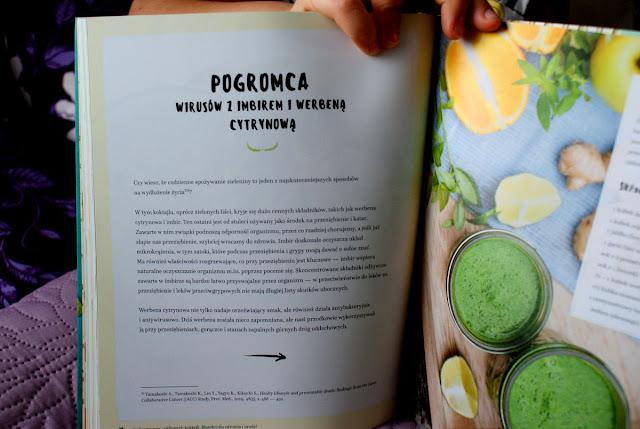 zdrowe koktajle,cudowna moc roślinnych koktajli magdalena olszewska, tomasz olszewski,surojadek,koktajle,blender kielichowy,zdrowe odżywianie,