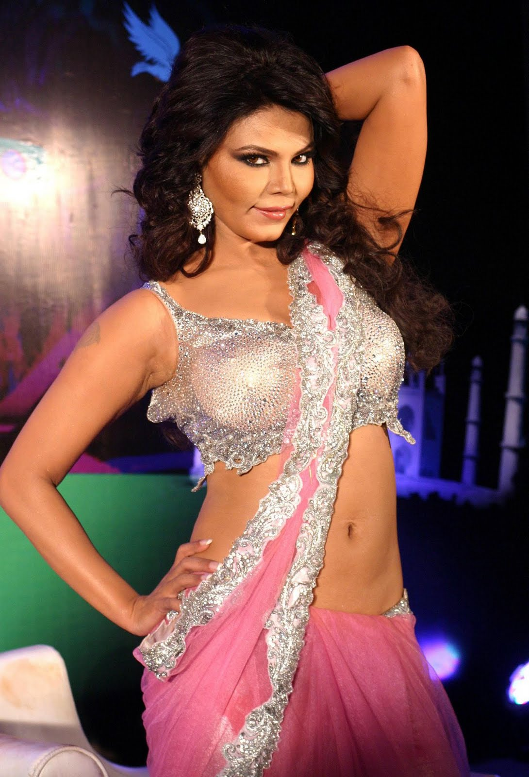 Bollywood Actress Rakhi Sawant Hot Photos  Critical Mass-9894