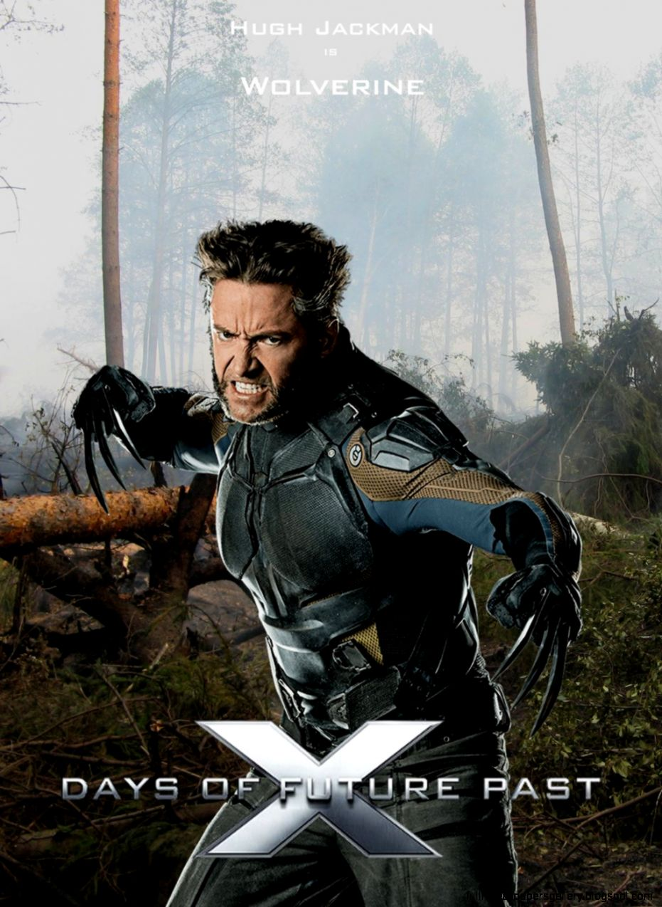 X Men Days Of Future Past Wallpaper Wolverine Full Hd Wallpapers