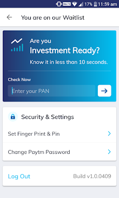 PayTm Money App