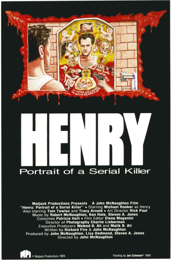 MOVIE REVIEW : HENRY : Portrait of A Serial Killer | Best Serial Killer Movies