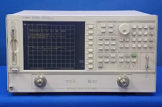 Spectrum Analyzers, Network Analyzers and Signal Generators: Agilent