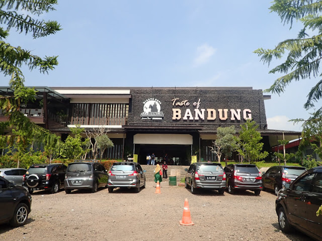 the ranch cisarua the taste of bandung