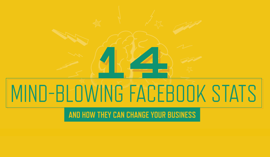 14 Interesting Facebook Stats You Need to Know (Infographic)