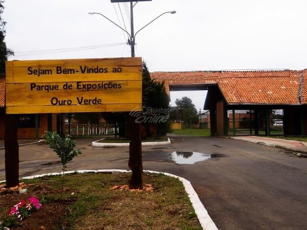 Parque de Exposições Ouro Verde em Canoinhas