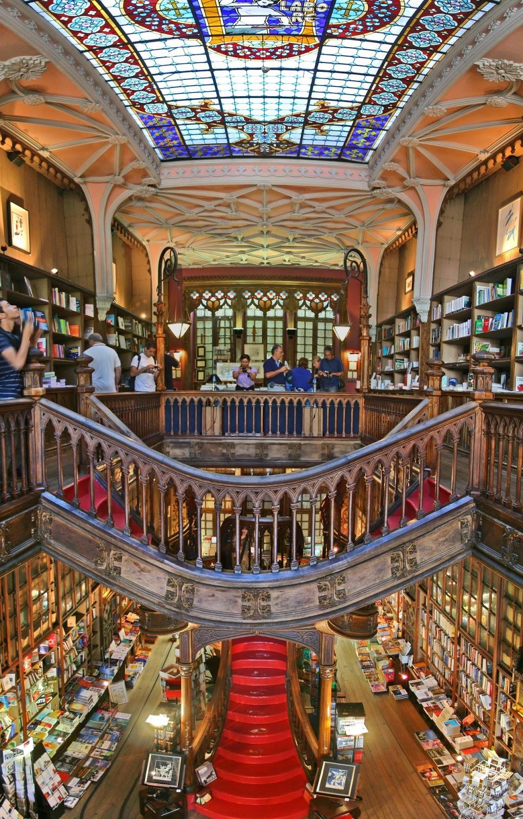 Livraria Lello (Porto)
