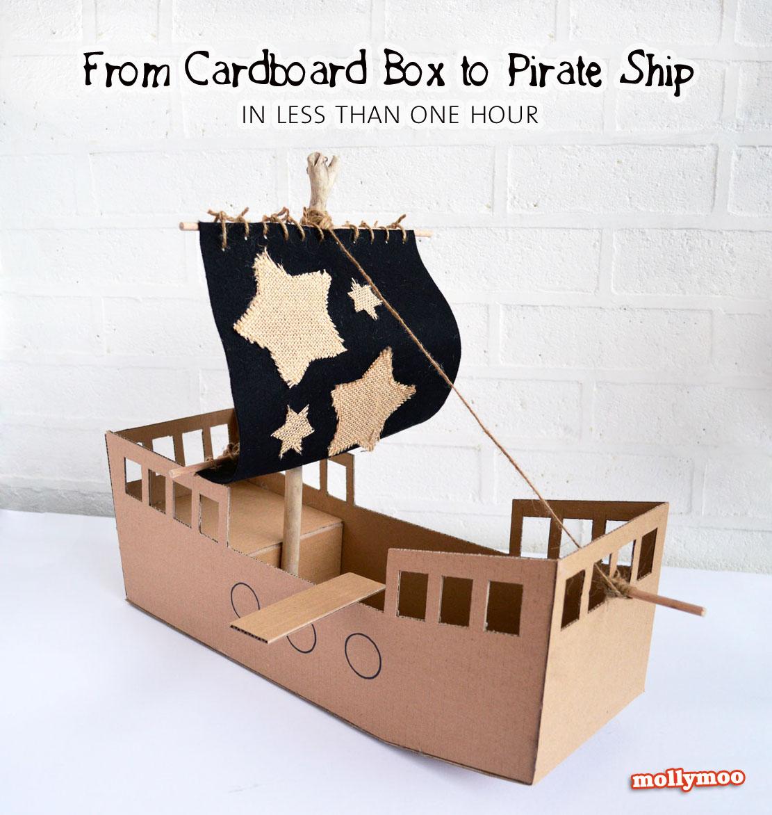 Favorito 11 giocattoli da costruire con scatoloni di cartone | Creare con  XV06