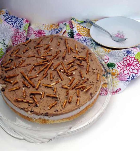 Cookie-Dough-Tarte von Törtchenfieber