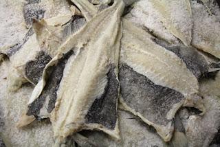 Kandungan Gizi Dari Ikan Asin
