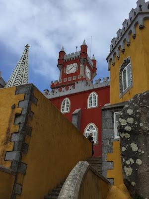Portugal, Sintra and Casais