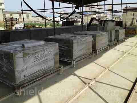 Changshan CLC Brick/ Foam Concrete Brick Production Line