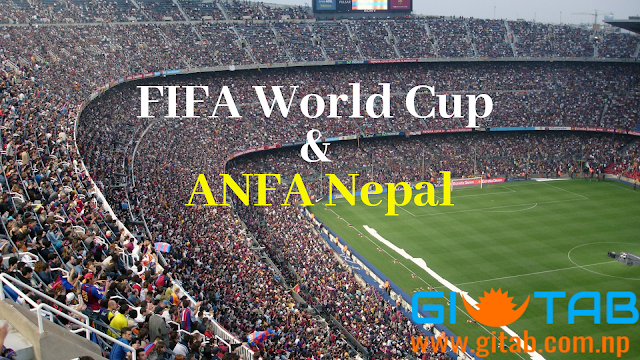 FIFA, World Cup Football & ANFA: Loksewa Note