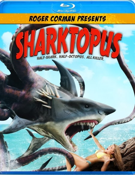 Sharktopus 2010 Hindi Dubbed Dual Audio BRRip 300mb
