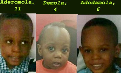 3 kidnapped boys freed