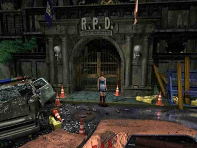 Resident Evil 3 Nemesis Ps1 Iso