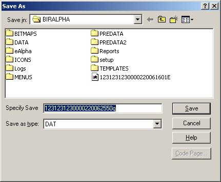 BIR Alphalist Excel Format | Angat ang Makabago