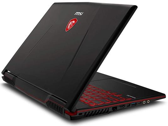 MSI GL63 8RC-644XES: procesador Core i7 + gráfica GeForce GTX 1050