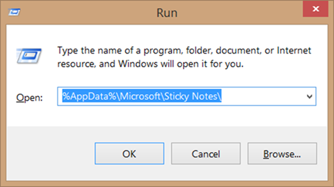 How To Recover Deleted Sticky Notes In Windows 2