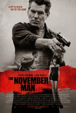 The November Man en Film Streaming