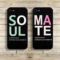 custom case couple soulmate