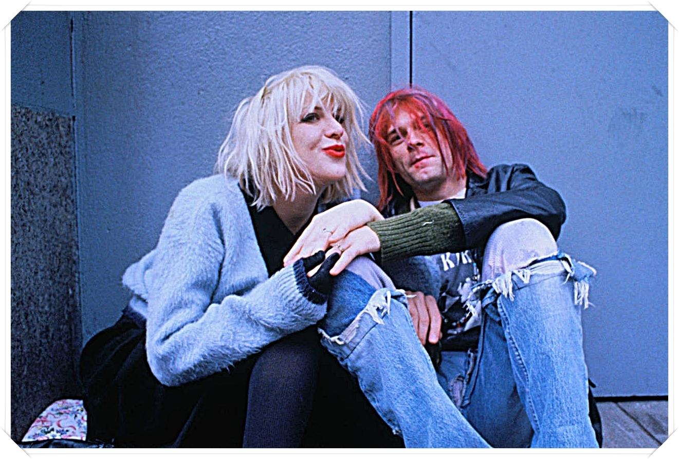 My Style Ramblings: Style Icon - Kurt Cobain