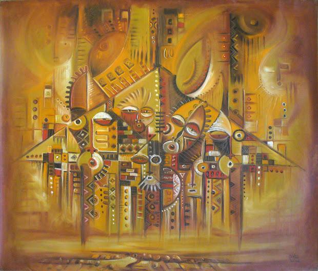 Joeyfurnishart Amazing African Art And Painting