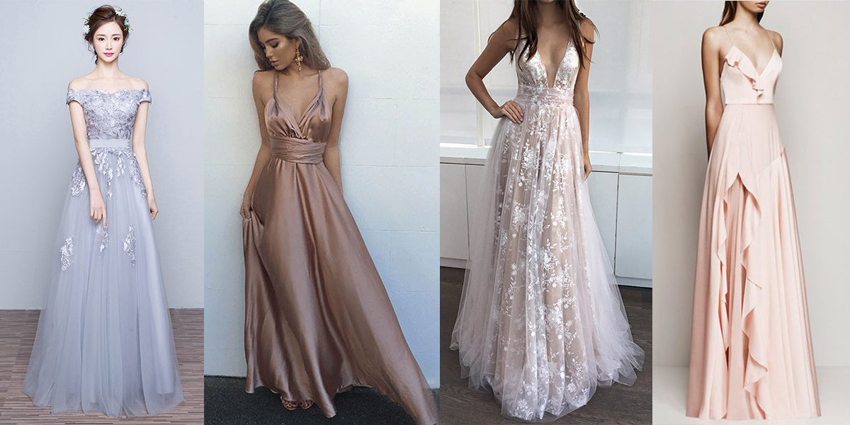 Pretty Prom Dresses 2017 Fashion In The Air