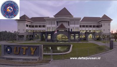 Daftar Fakultas dan Program Studi UTY Universitas Teknologi Yogyakarta