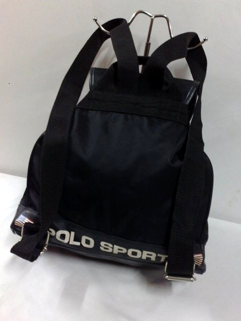 JohairiStore: Authentic POLO SPORT Backpack Bag (SOLD)