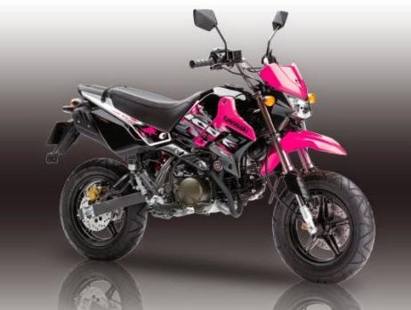 Harga dan Kawasaki KSR 110