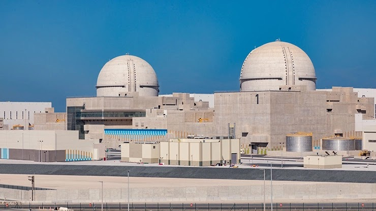 ОАЭ запустили собственную ядерно-энергетическую программу