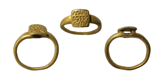 Life in Britain during twilight of Roman empire revealed by rings
