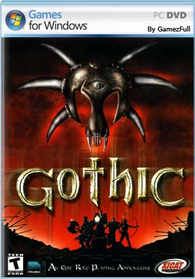 Download Gothic pc game free mega and google drive.