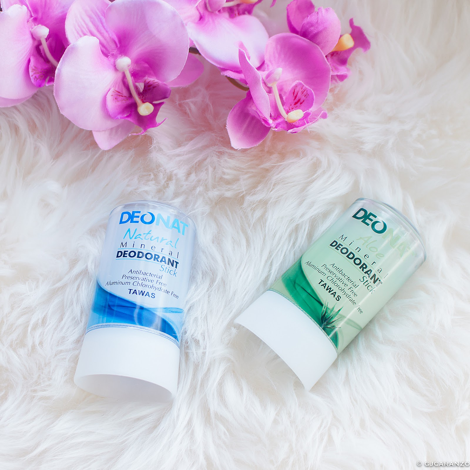 Deonat Mineral Deodorant Stick Product Review