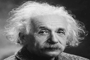 Albert Einstein, uno de los grandes científicos del siglo XX