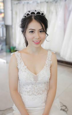Học nghề trang điểm cô dâu khó hay dễ?