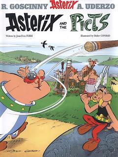 Galyalı asteriksin maceraları tarihçe