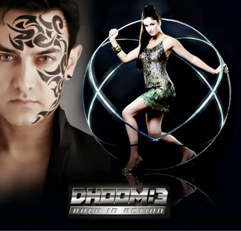 Dhoom 3 Latest HD Posters ~ Allfreshwallpaper
