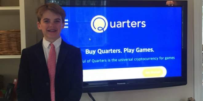 CEO 12 tuổi và ý tưởng tạo ra nền tảng tiền thuật toán của riêng mình - Ảnh 2