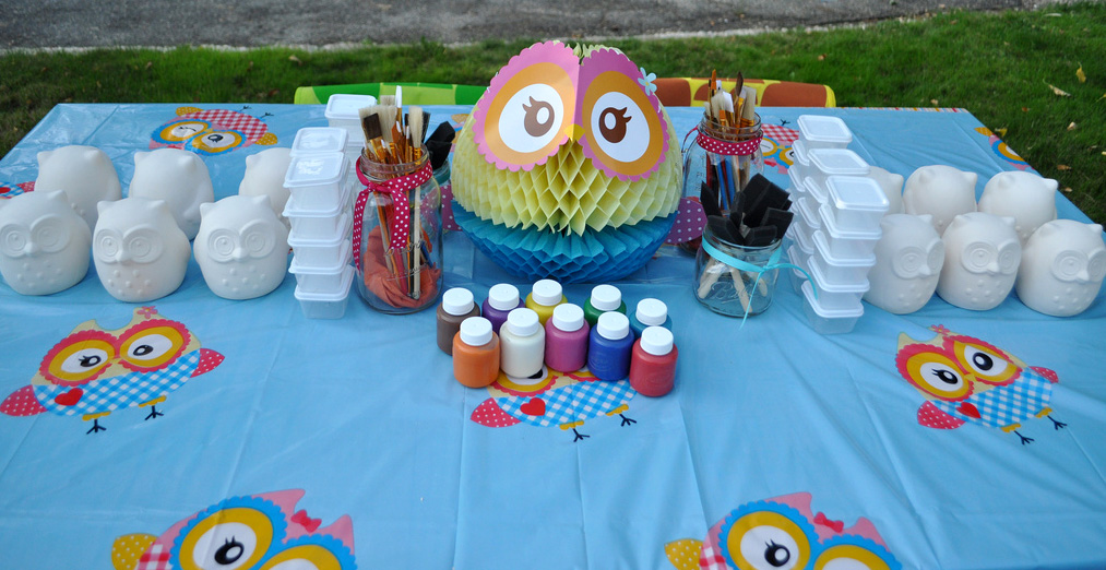 Amazing Owl Birthday Party     Bless this Mess Things to do