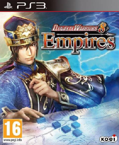 Dynasty Warriors 8: Empires PSN (USA) PS3 ISO