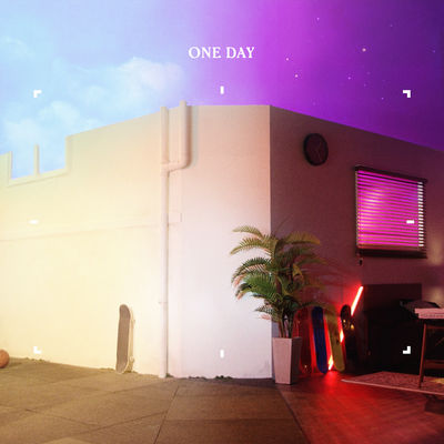 ONE - ONE DAY (EP) - Album Download, Itunes Cover, Official Cover, Album CD Cover Art, Tracklist