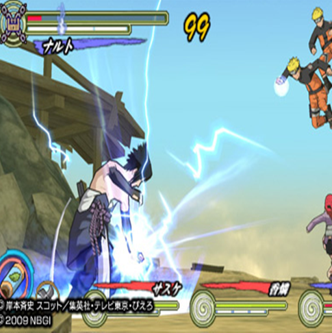 Download Game Naruto Shippuden: Narutimate Accel 3 mod Apk ...