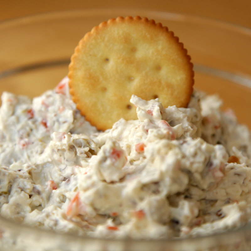 Chicken Pimento Cheese Dip