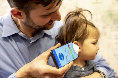 Scientists create first smartphone app that can 'hear' ear infections in children