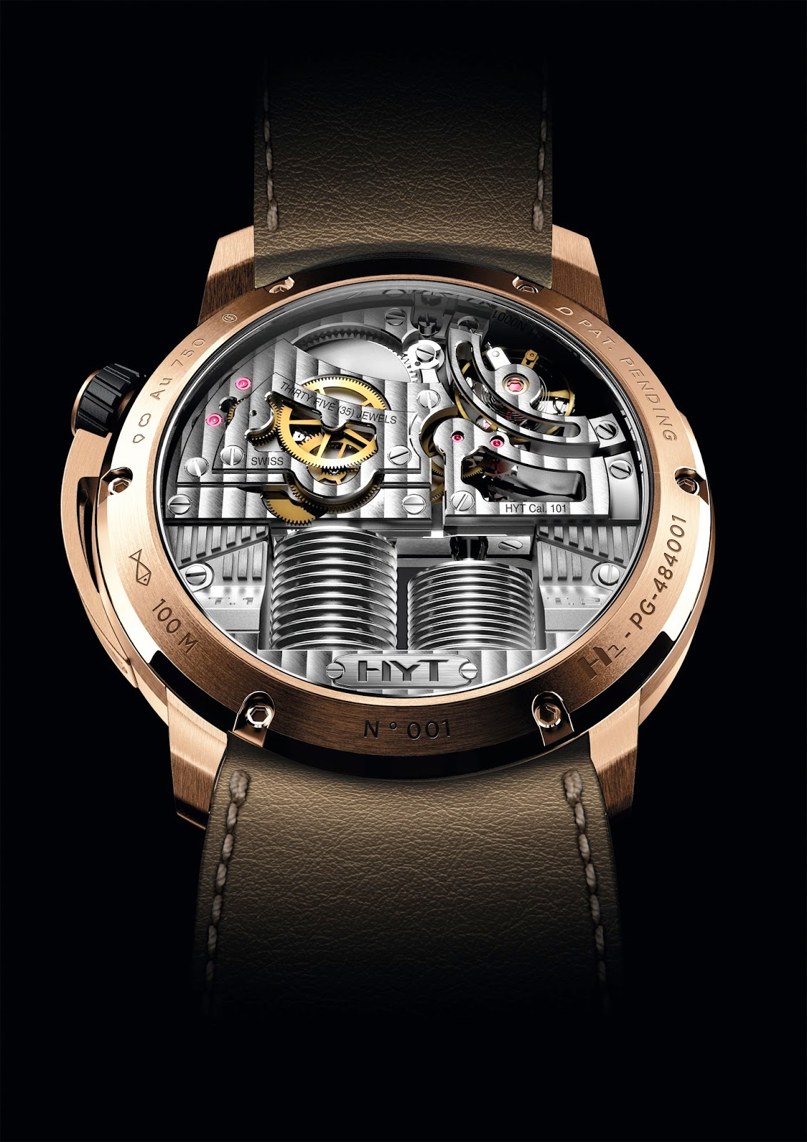 HYT watch2